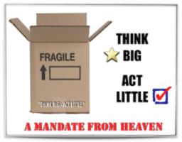 think big icoon