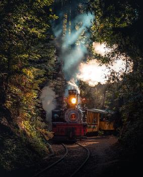 train image by Casey Horner on Upspalsh.com