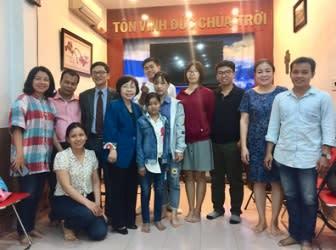 Vietnamse Church Pastors