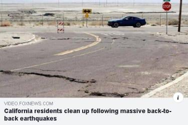calif quake