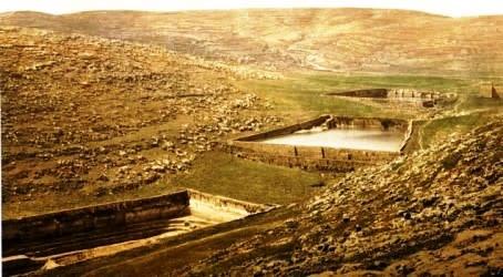 The pools of Solomon Bethlehem