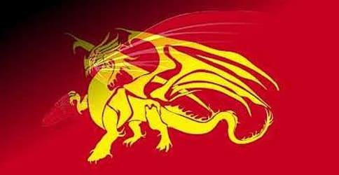 Yellow Dragon image