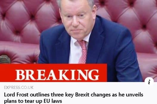 News Agency Headline