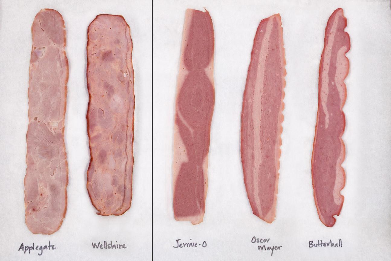 Tasting Turkey Bacon