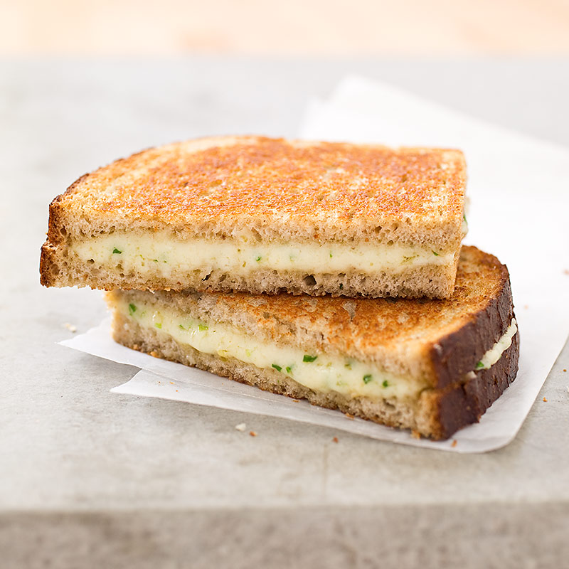 Grown Up Grilled Cheese Sandwiches With Gruyere And Chives Cook S Illustrated