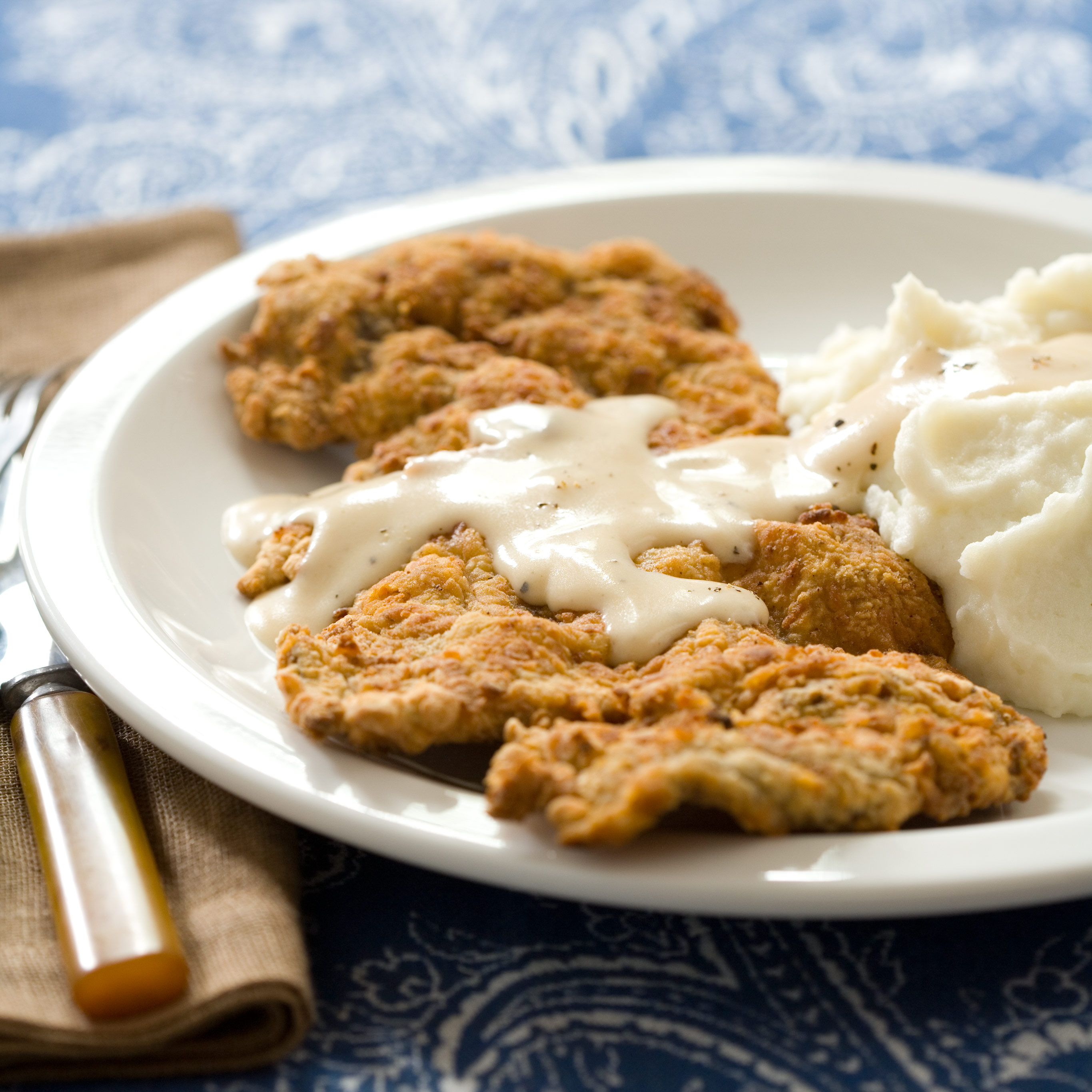 Chicken Fried Steak America S Test Kitchen