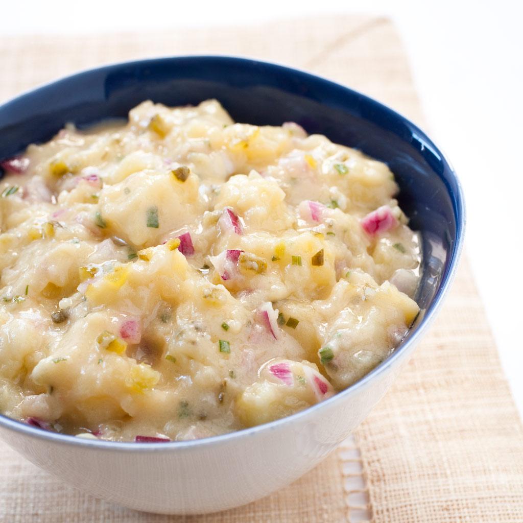 America's Test Kitchen German Potato Salad Recipe