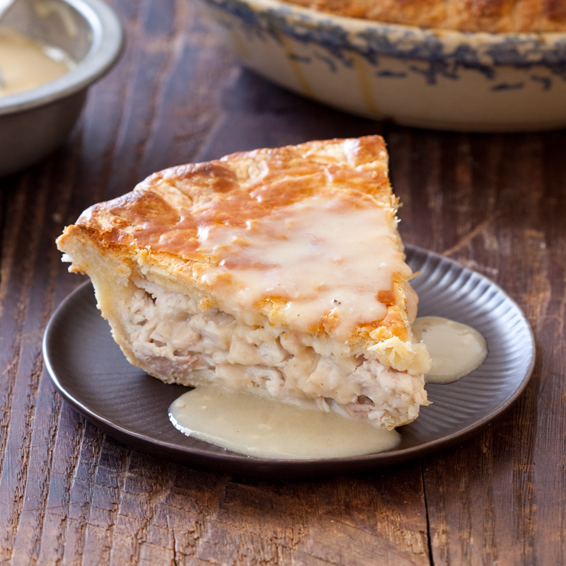 Moravian Chicken Pie Cook S Country