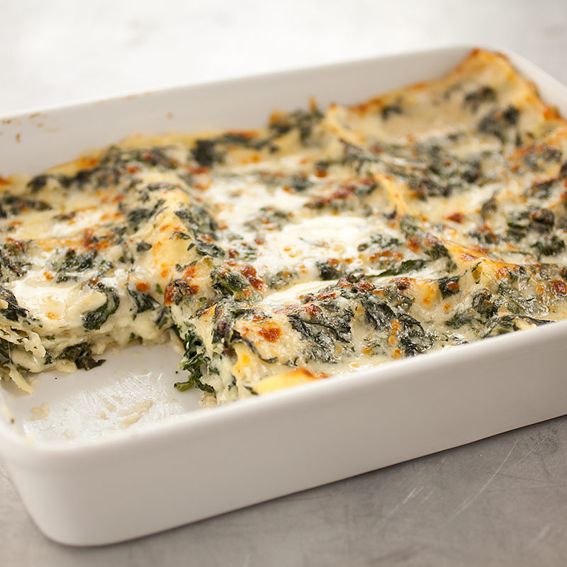 Spinach Lasagna Cook S Illustrated