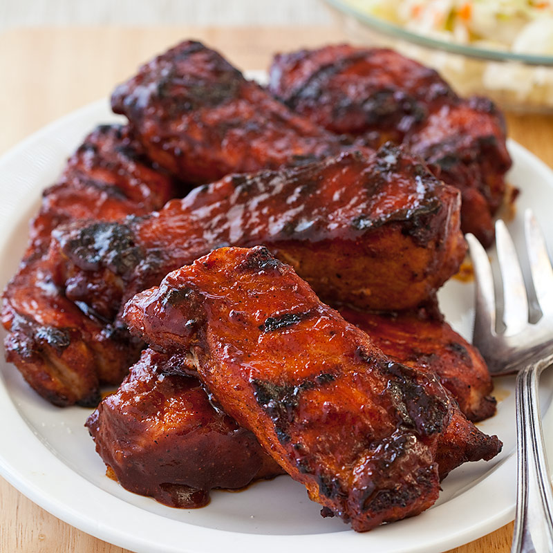 Barbecued Country Style Ribs Cook S Country
