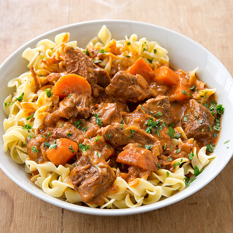 Slow Cooker Hungarian Goulash Cook S Country