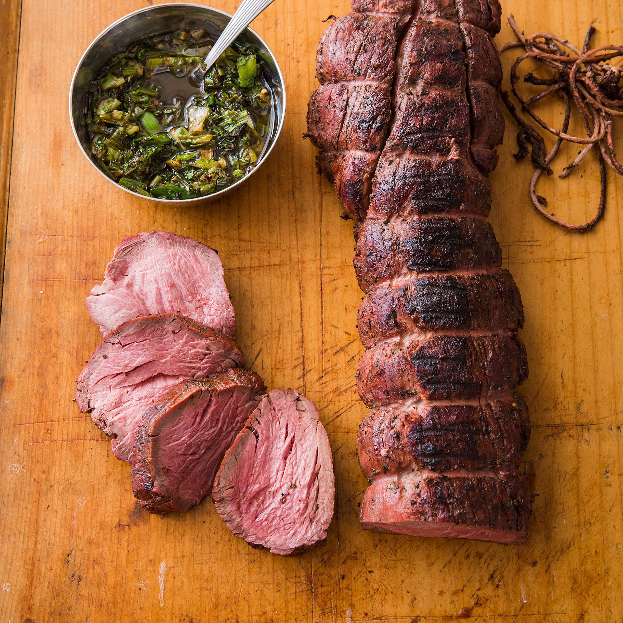 Smoked Beef Tenderloin Cook S Country