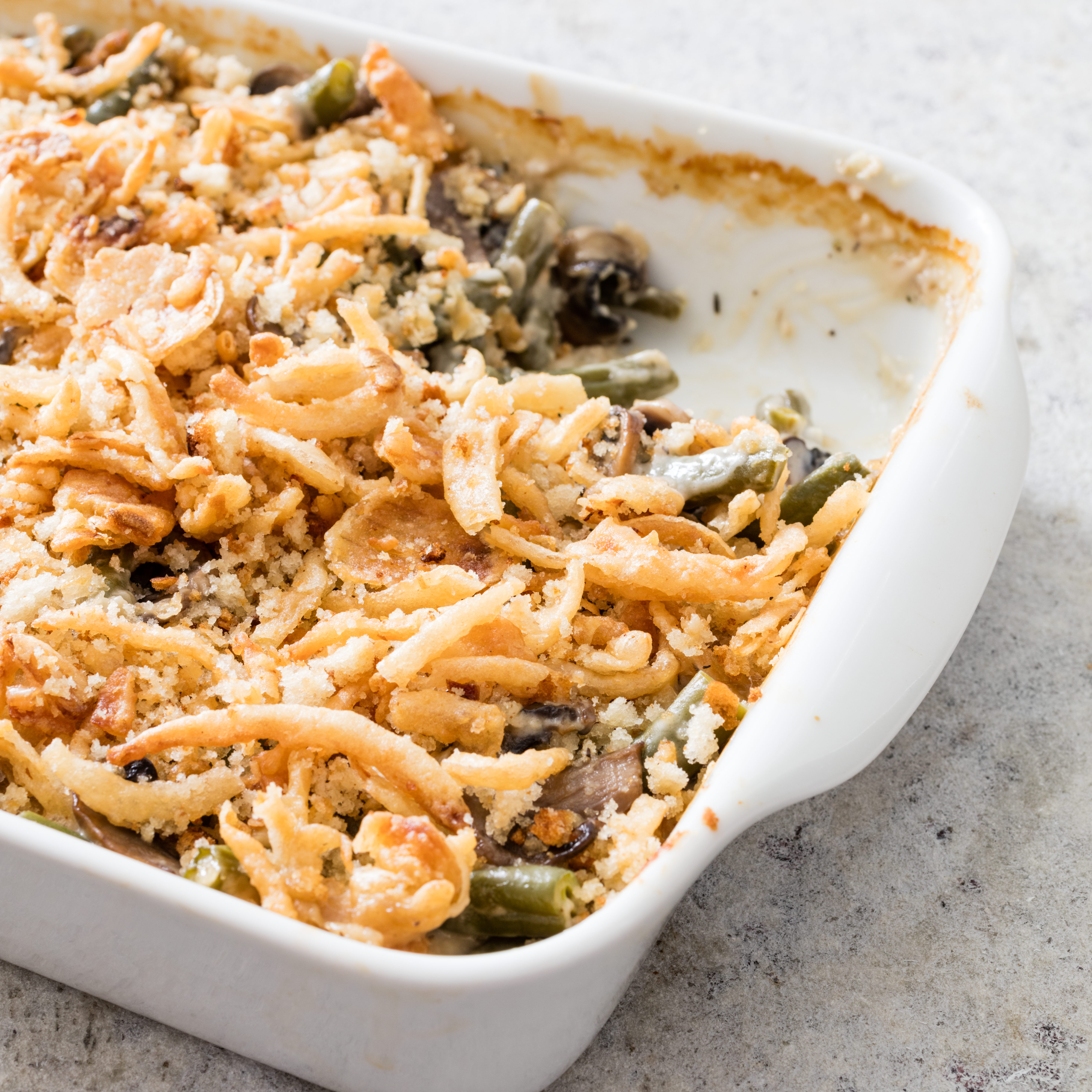 Make Ahead Green Bean Casserole Cook S Country