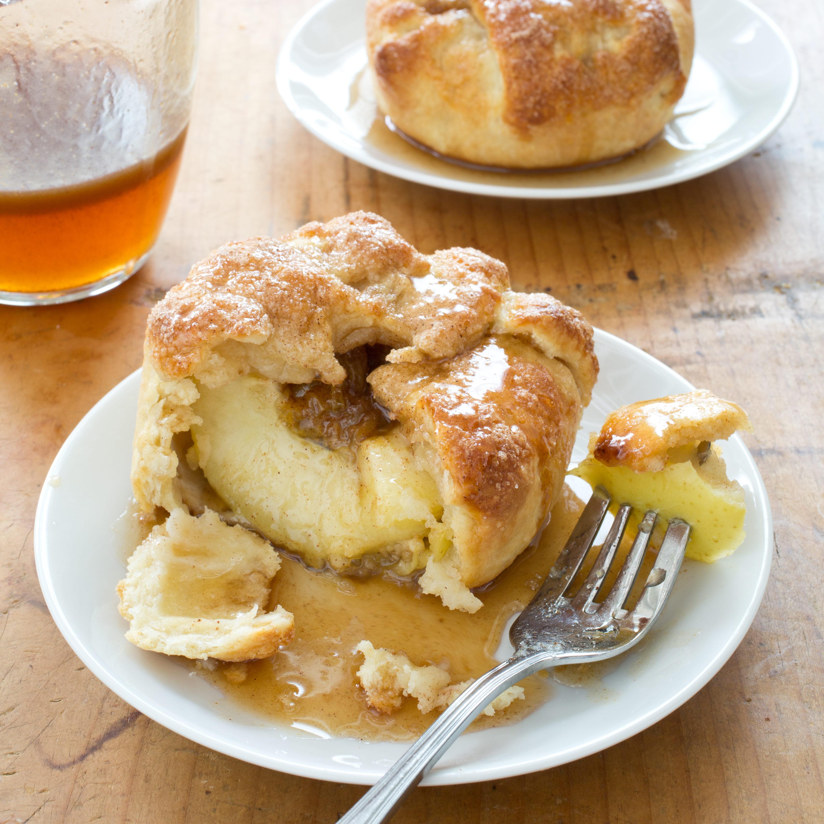 Baked Apple Dumplings Cook S Country