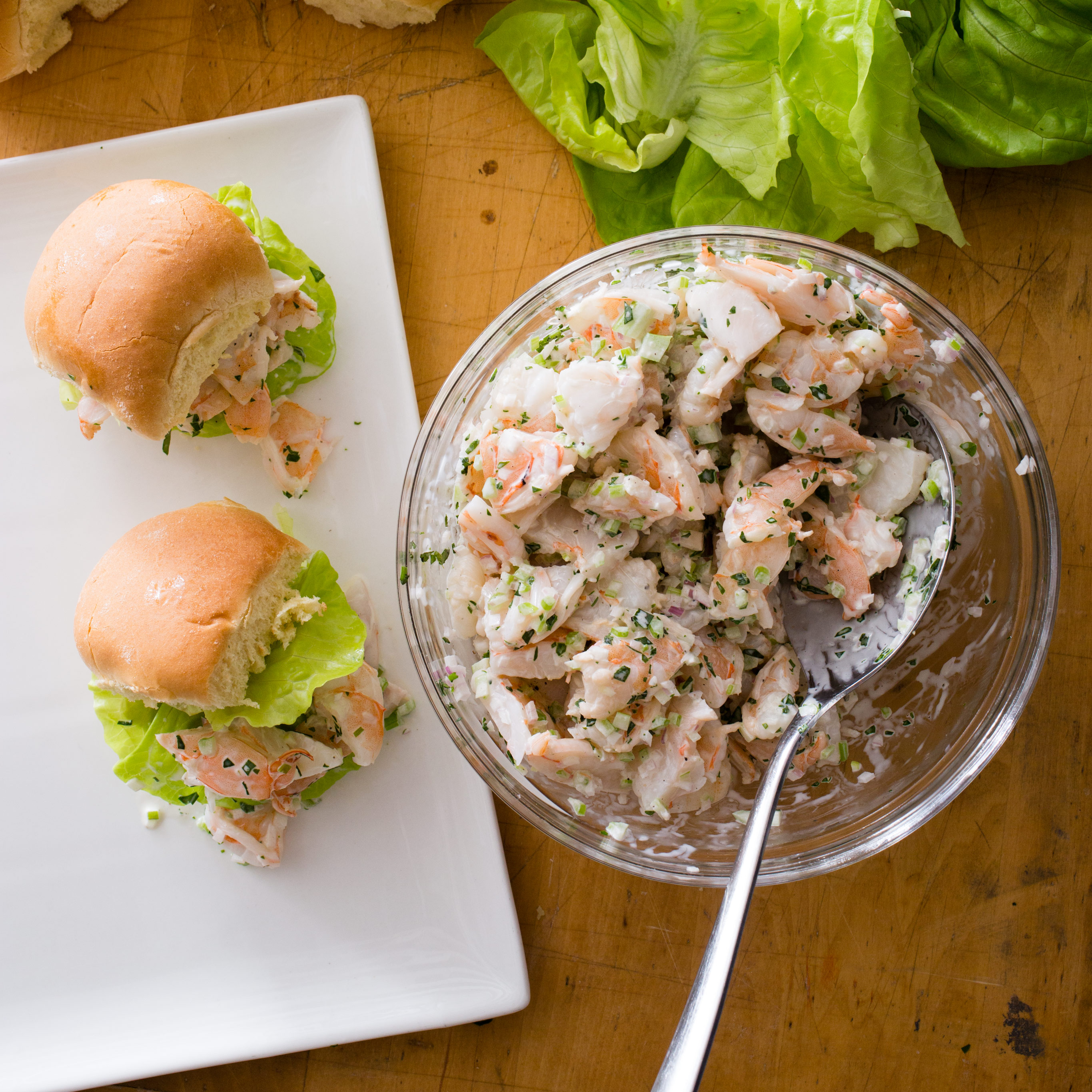 Shrimp Salad America S Test Kitchen