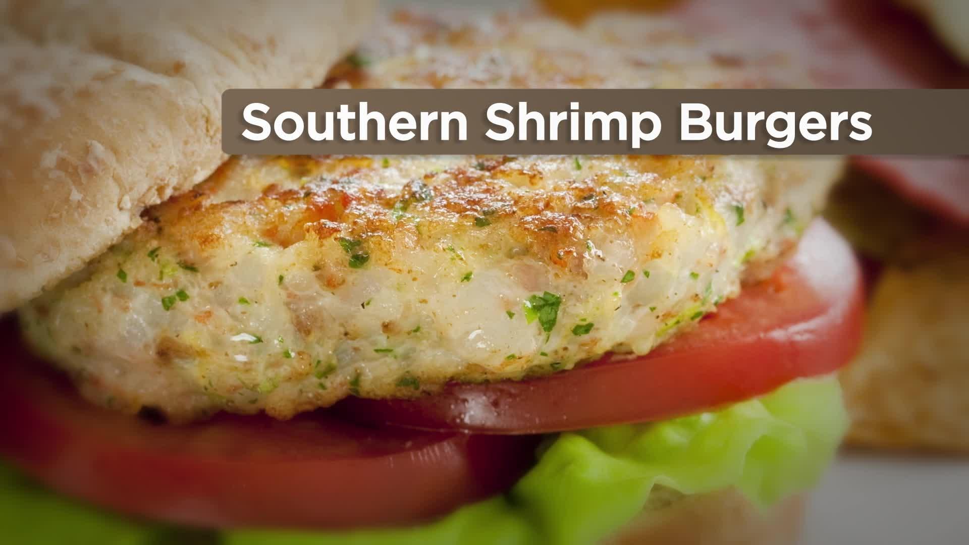 Southern Shrimp Burgers America S Test Kitchen