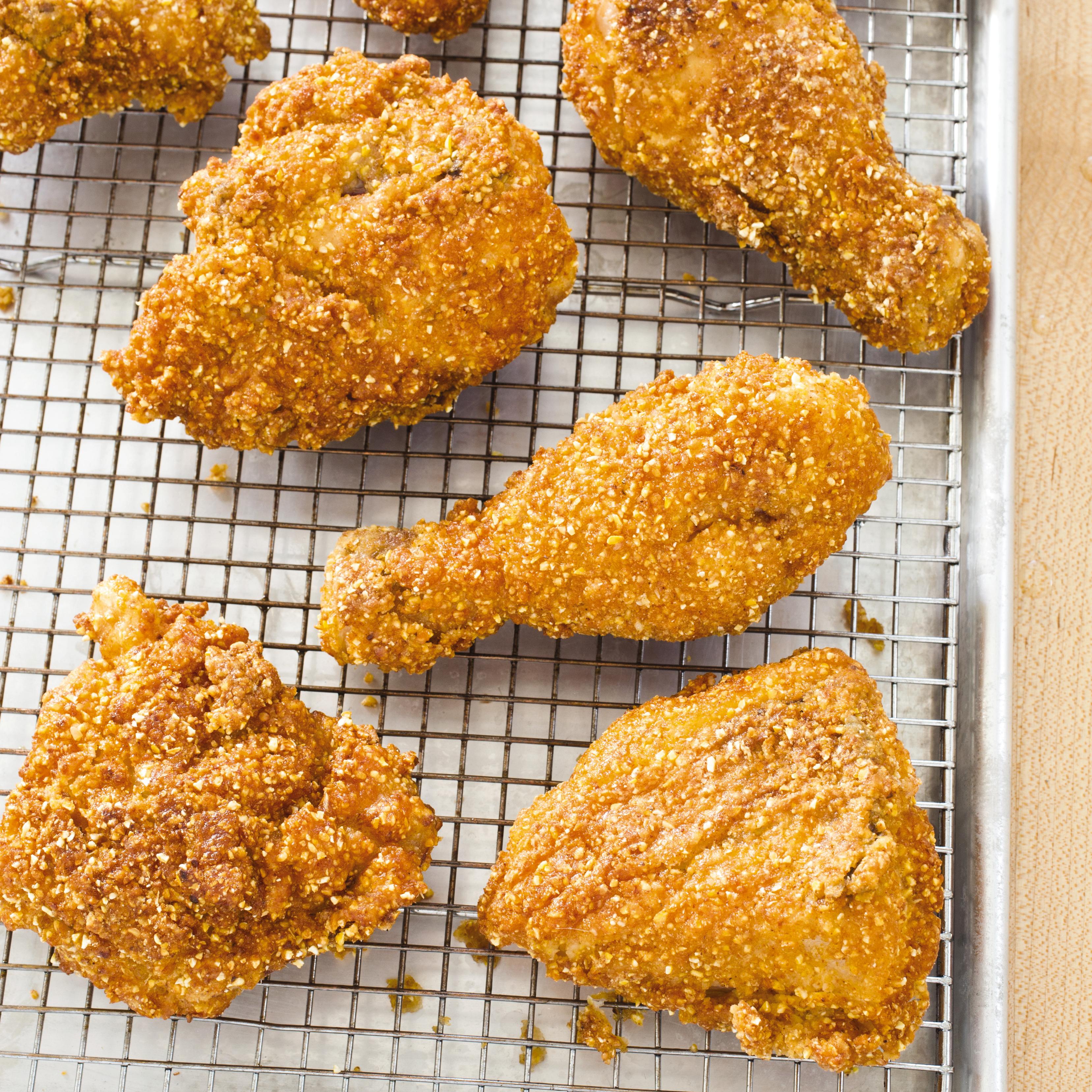 Gluten Free Fried Chicken America S Test Kitchen