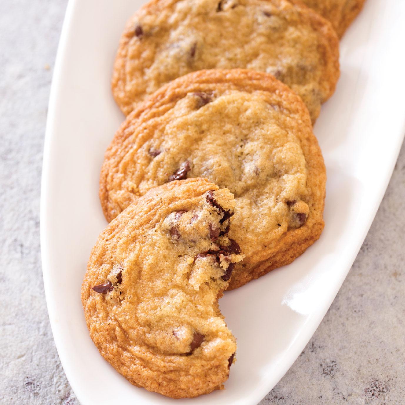 Gluten Free Chocolate Chip Cookies America S Test Kitchen