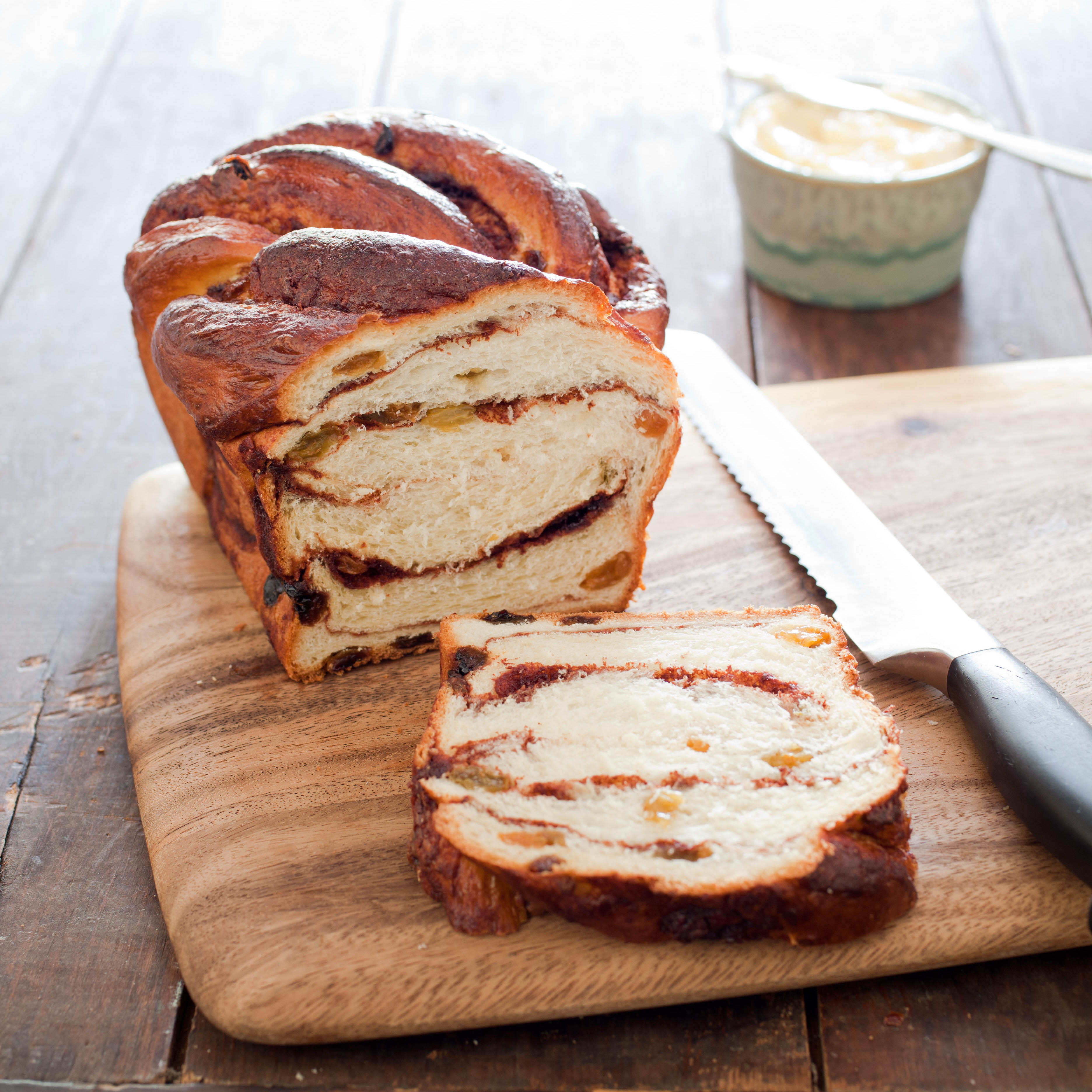Cinnamon Swirl Bread America S Test Kitchen