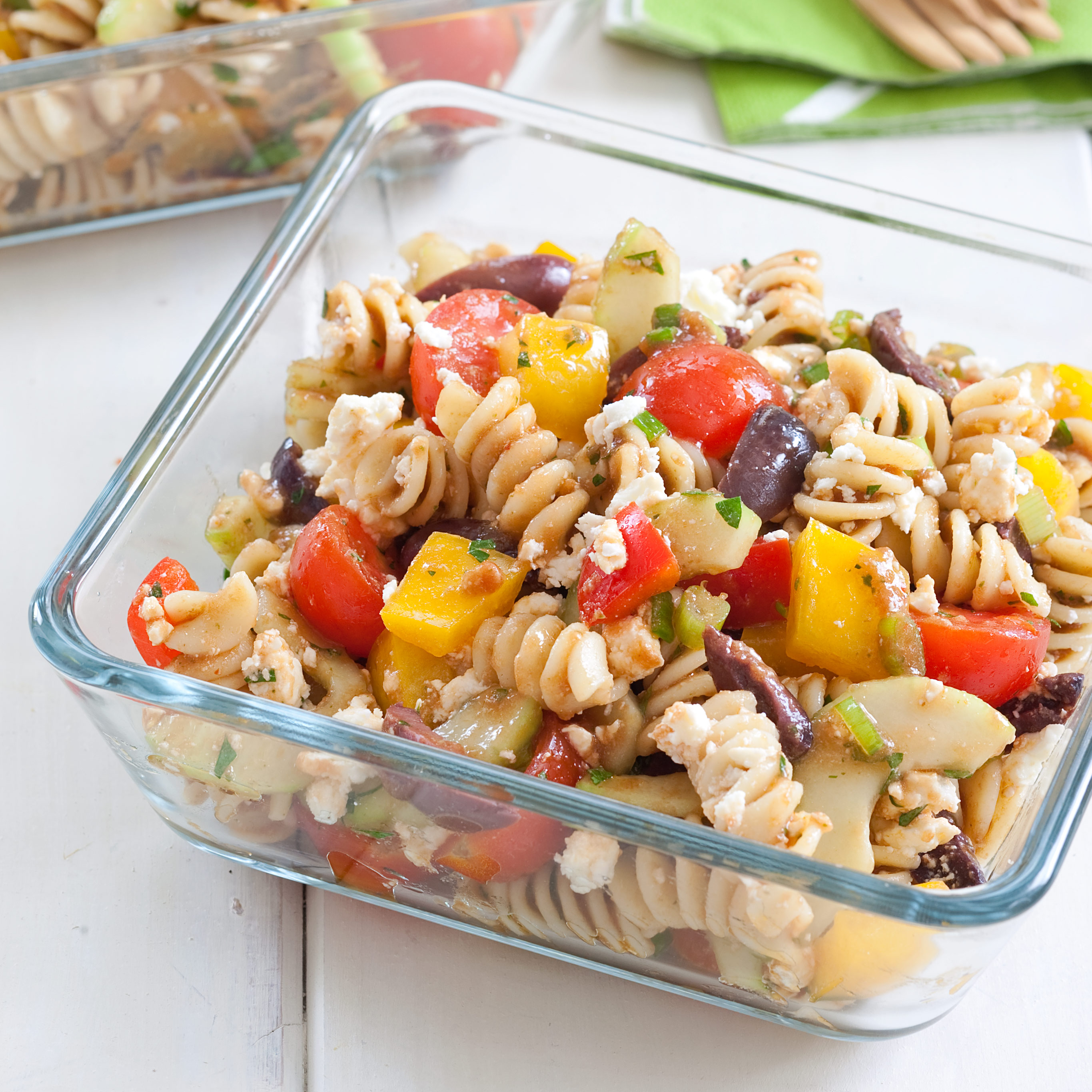 Gazpacho Pasta Salad Cook S Country