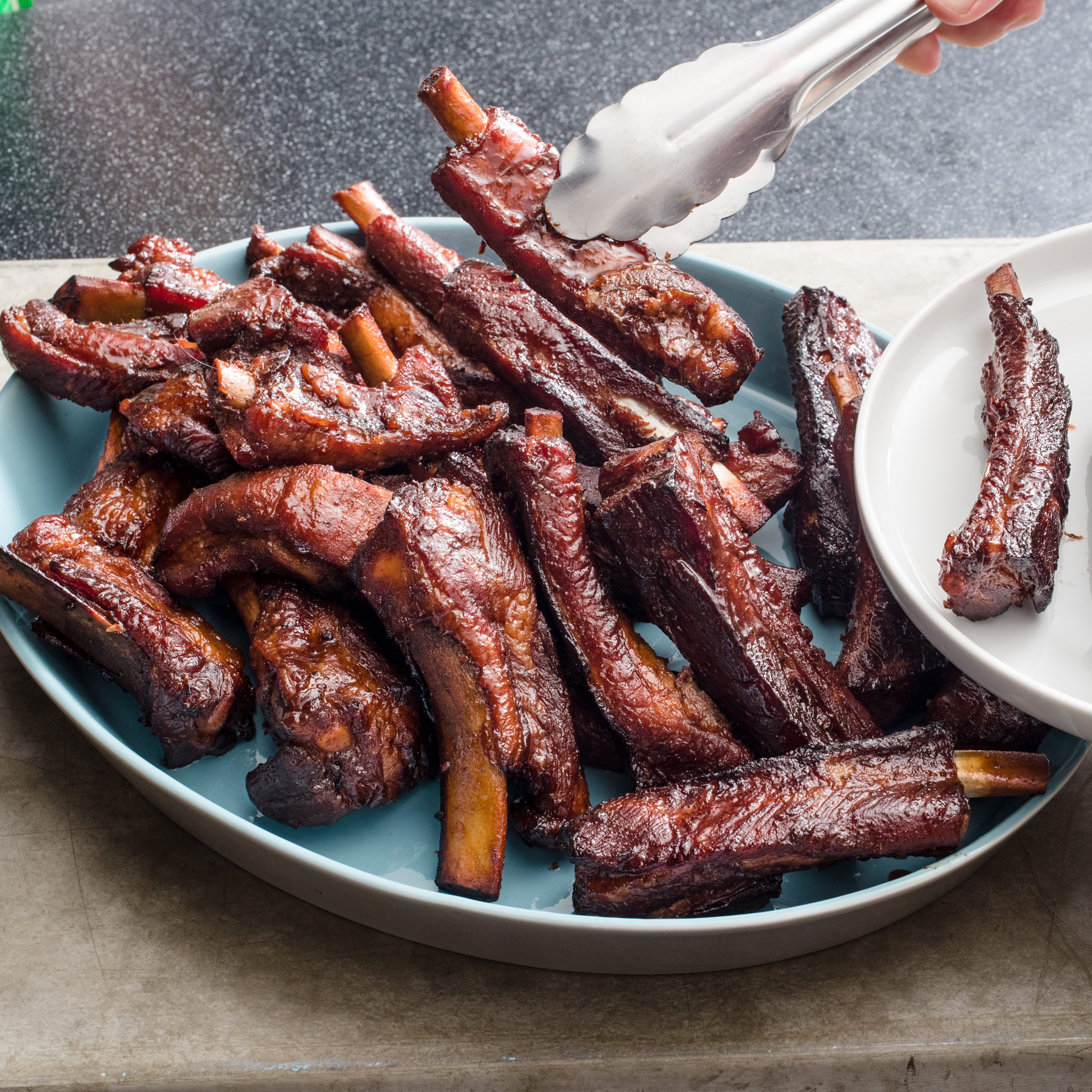 Chinese Style Barbecued Spareribs America S Test Kitchen