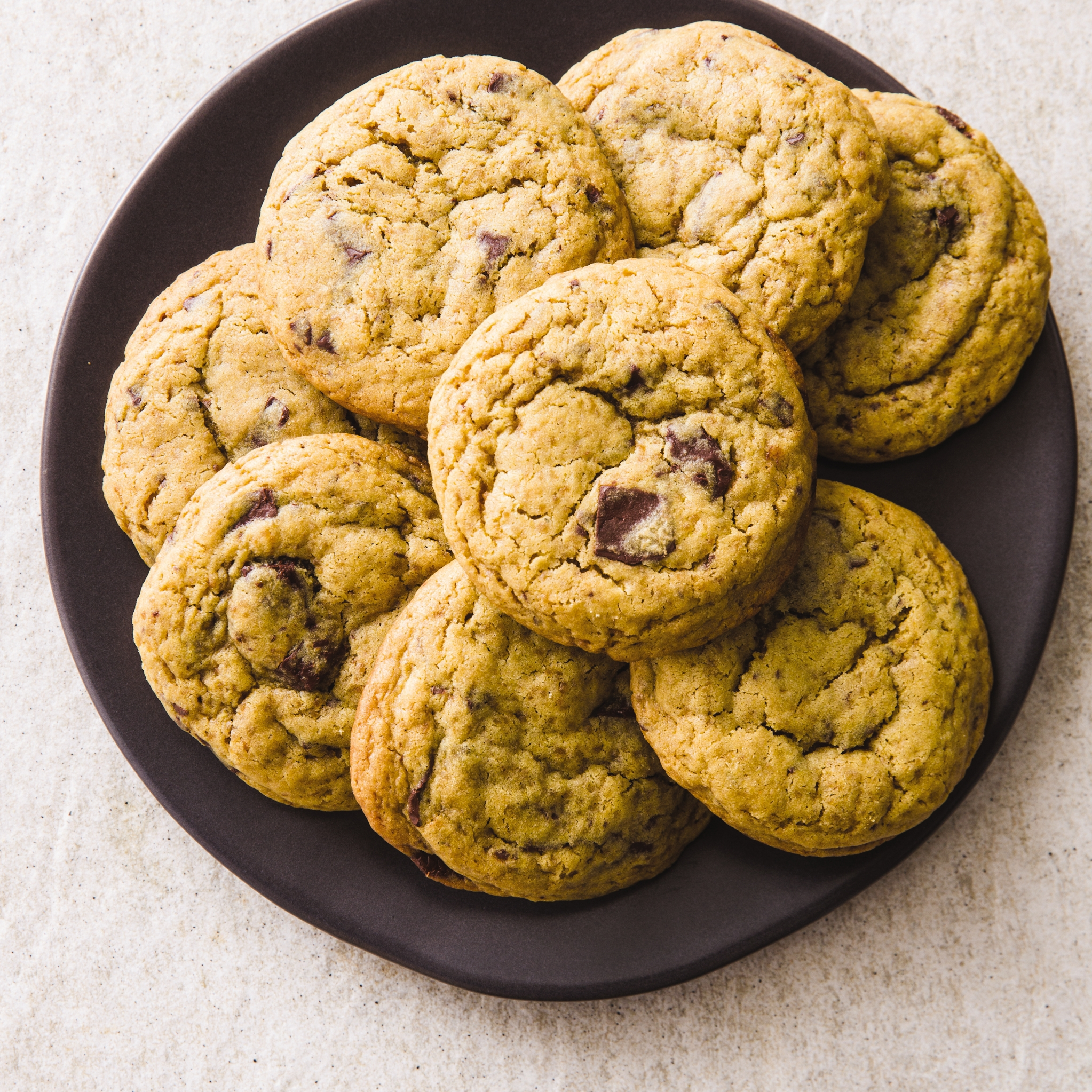 Chocolate Chip Cookies Reduced Sugar America S Test Kitchen