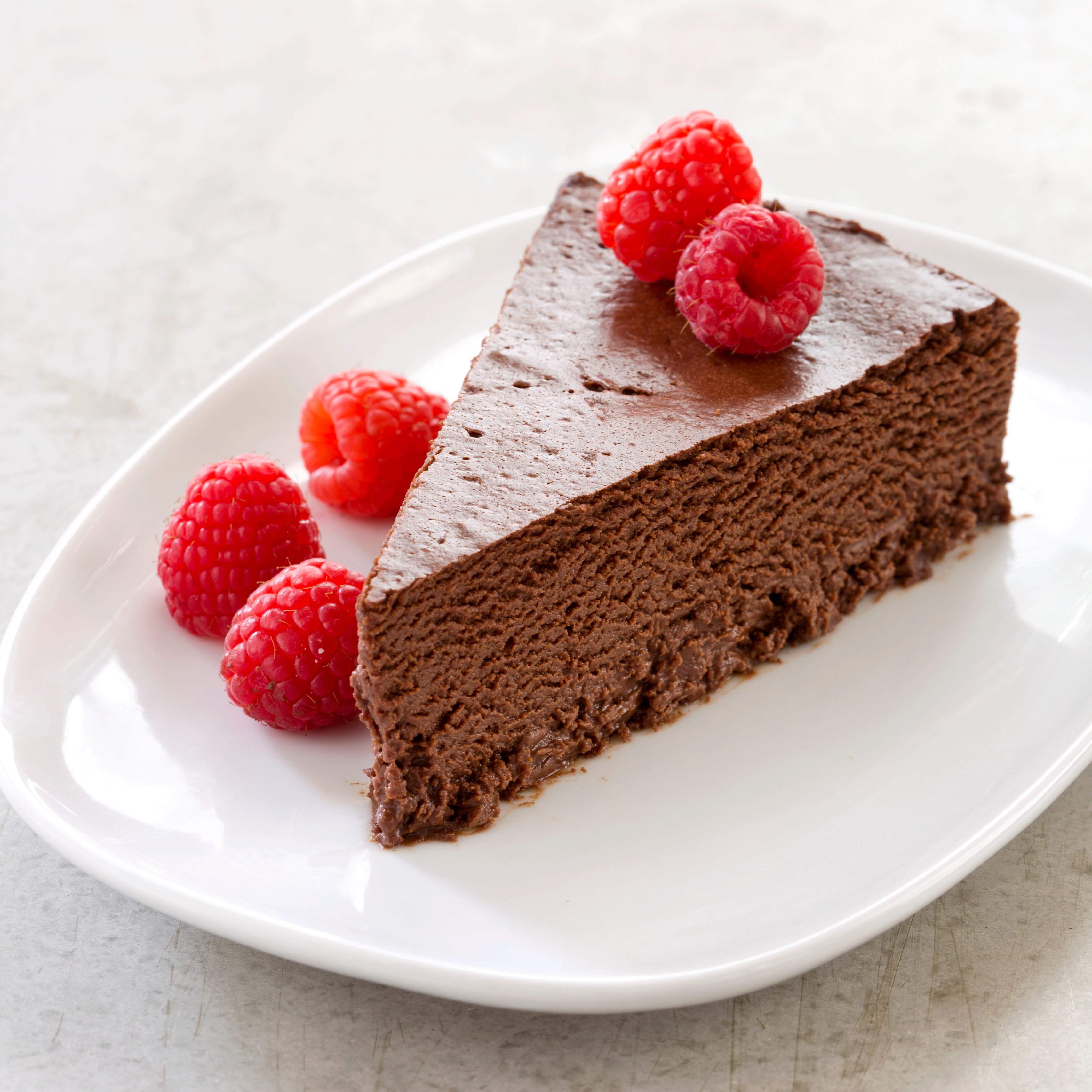 Gluten Free Flourless Chocolate Cake America S Test Kitchen