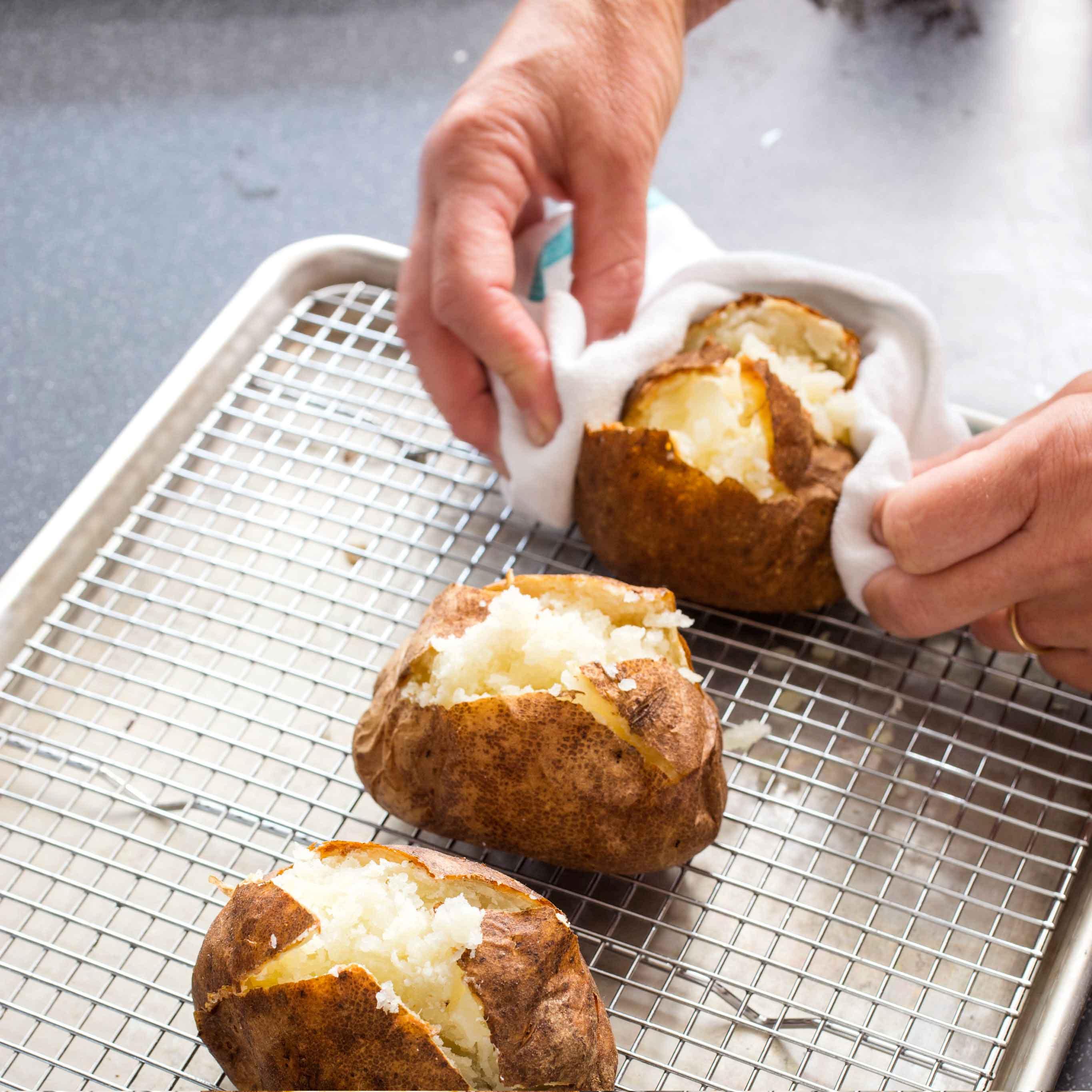 Best Baked Potatoes