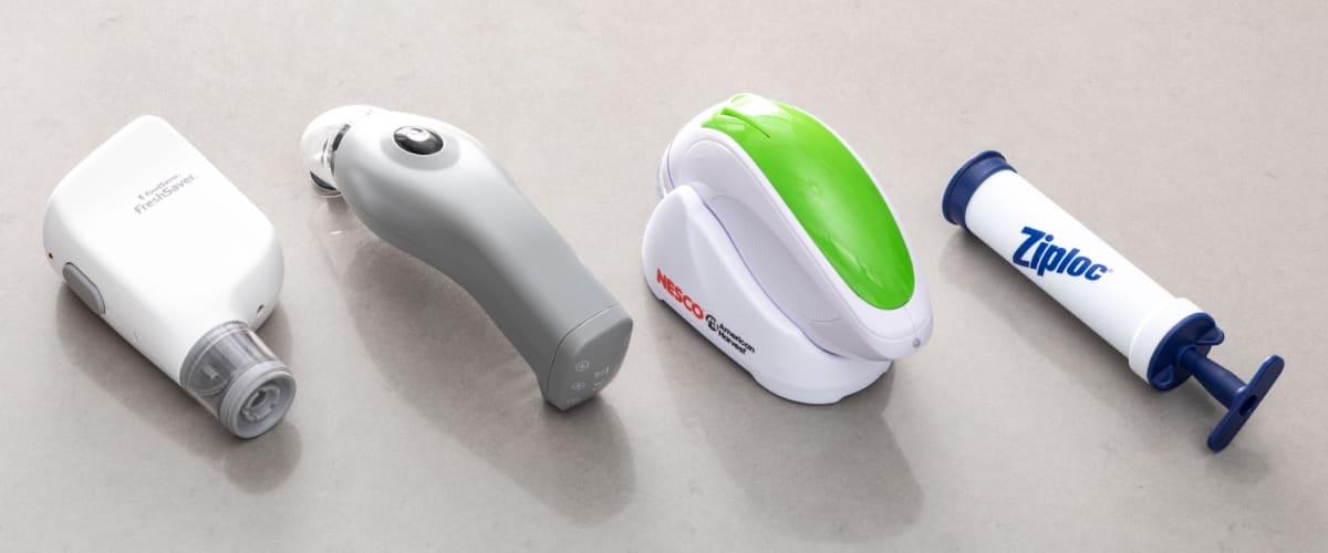 Testing Handheld Vacuum Sealers Cook S Illustrated