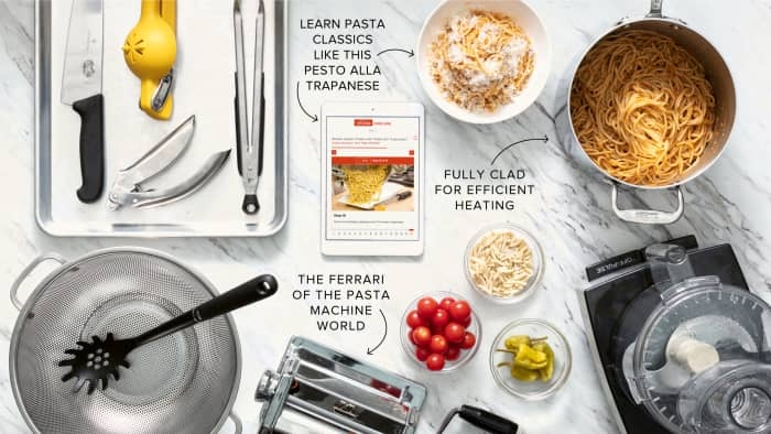Cook Unparalleled Pasta with These Gadgets | Cook's Illustrated