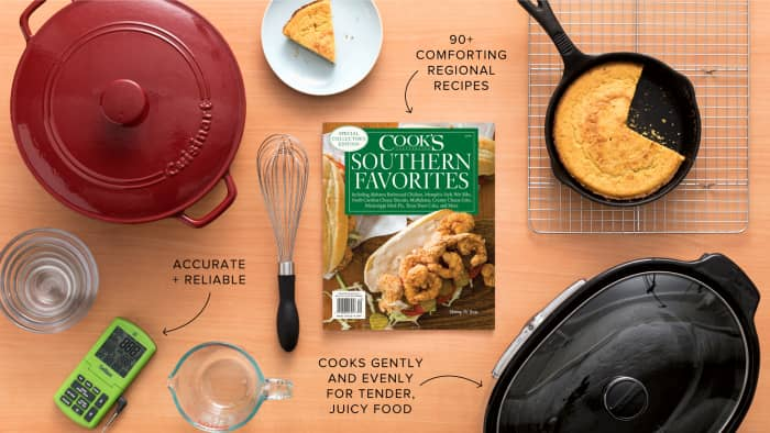 Southern Comfort Cooking No Matter Where You Live | Cook's