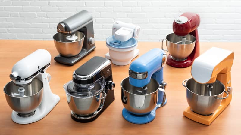 The Best Inexpensive Stand Mixers America S Test Kitchen