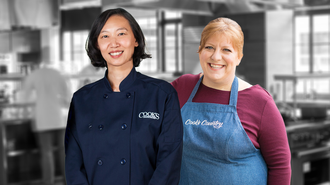 Ask The Test Kitchen With Christie And Lan America S Test