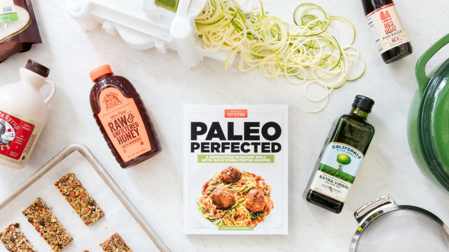 How to eat paleo recipes tips for a paleo diet paleo basics paleo basics beyond paleo tips ingredient swaps guides recipes from americas test kitchen forumfinder Images
