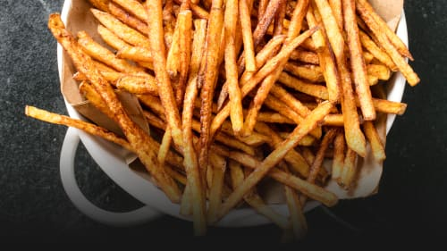 For Restaurant Quality French Fries Start With Cold Oil America S Test Kitchen