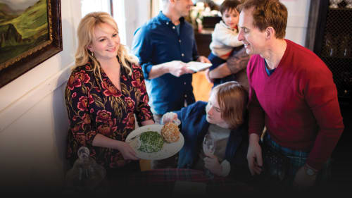 Thanksgiving Entertaining With Bridget Lancaster America S Test Kitchen