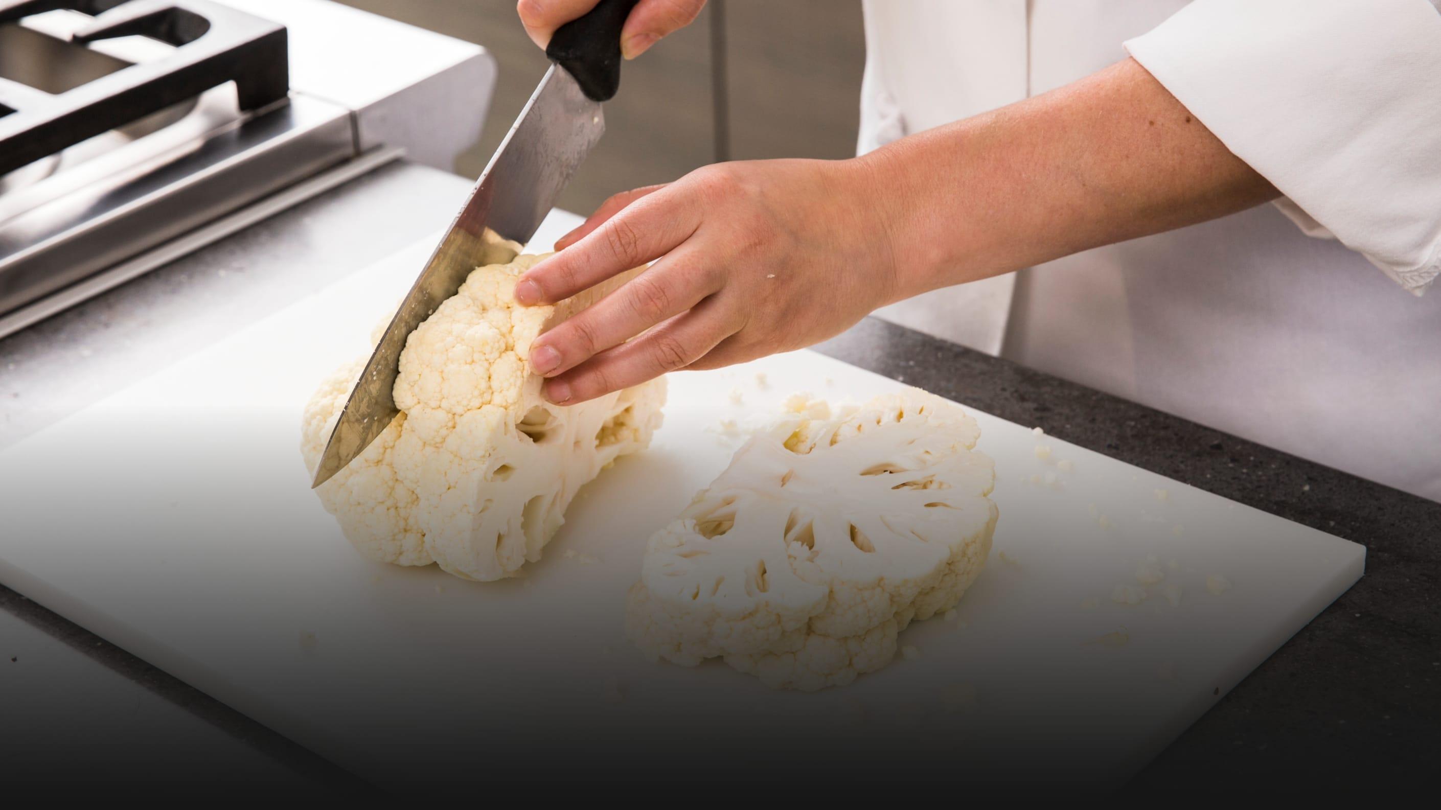 America S Test Kitchen Cauliflower Steaks