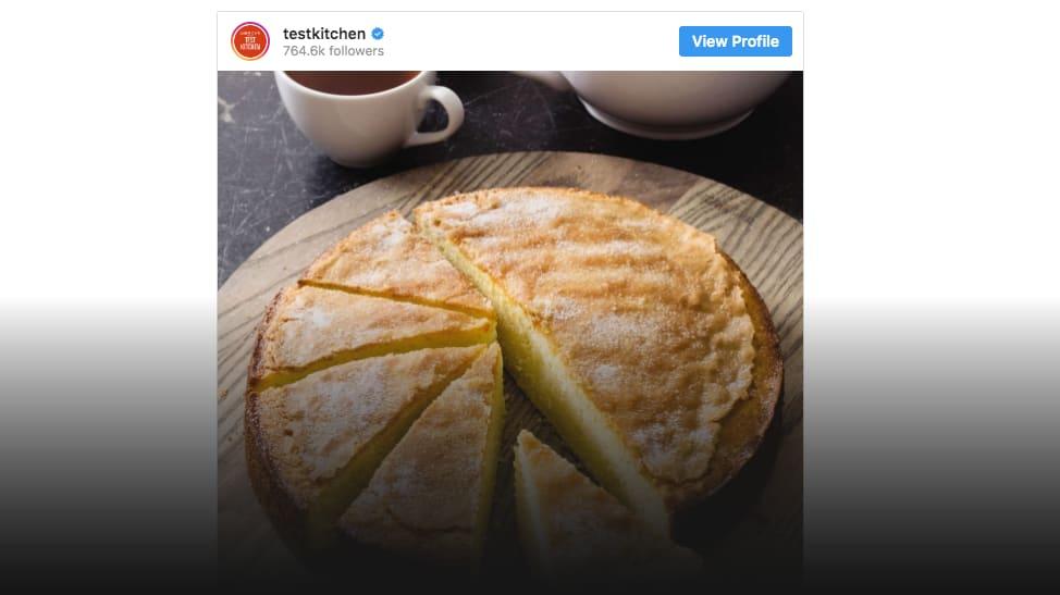 America's Test Kitchen's Top 10 Instagram Posts of 2019