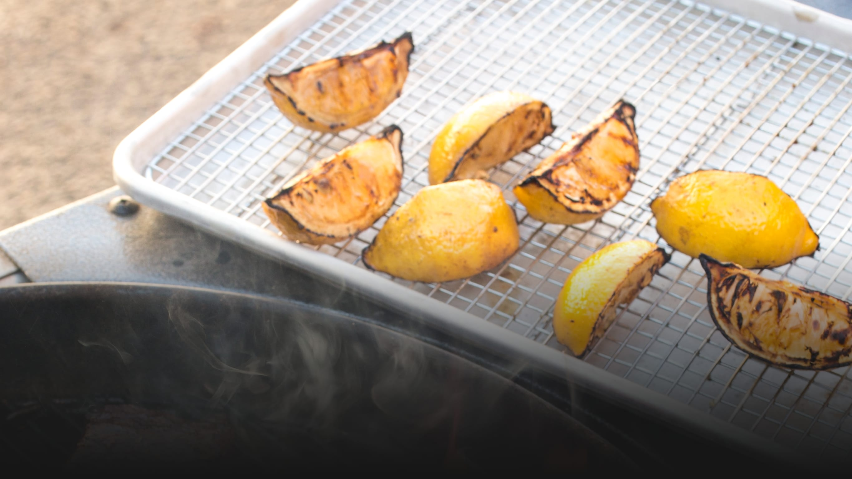 When Life Hands You Lemons (or Limes), Grill Them