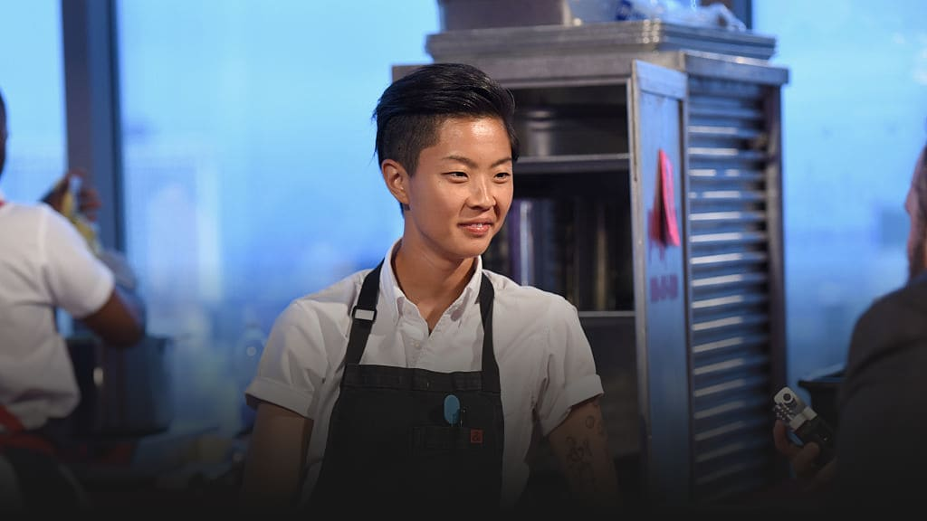Top Chef's Kristen Kish on Fame, Belonging, and Serving Hamburger Helper