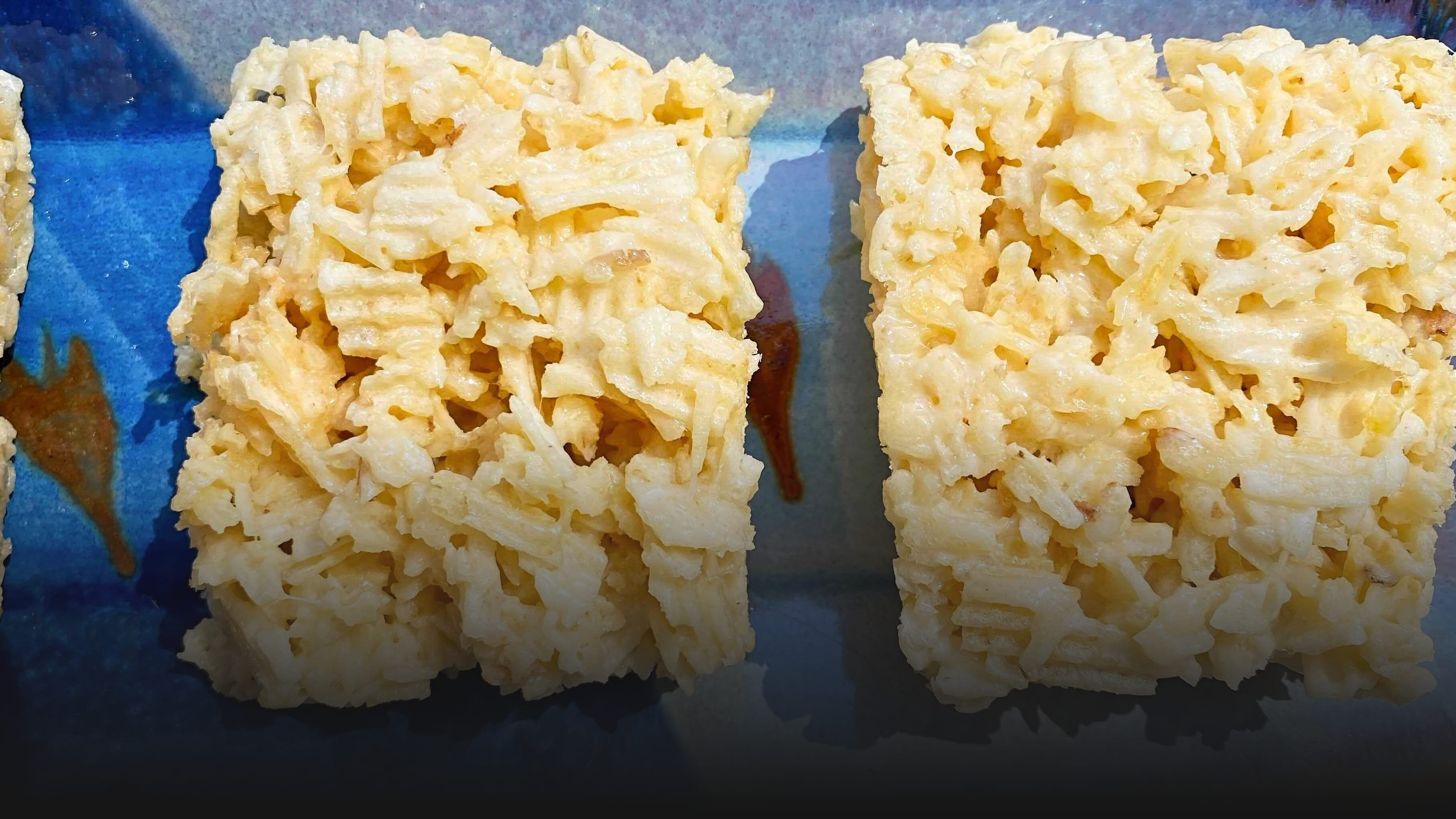 Potato Chip Rice Krispies Treats Are a Very Good Thing