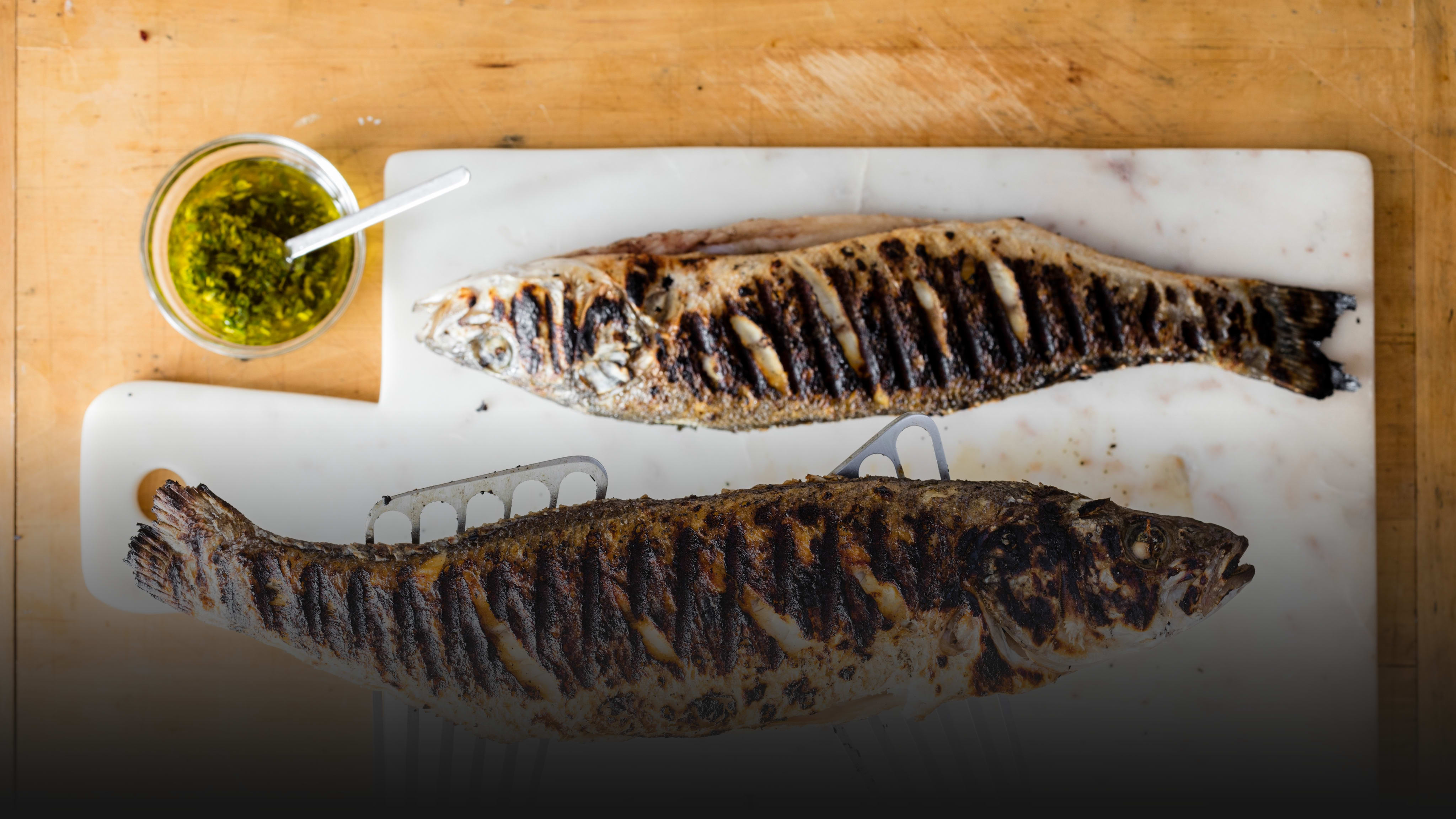 3 Expert Tips For Grilling Whole Fish