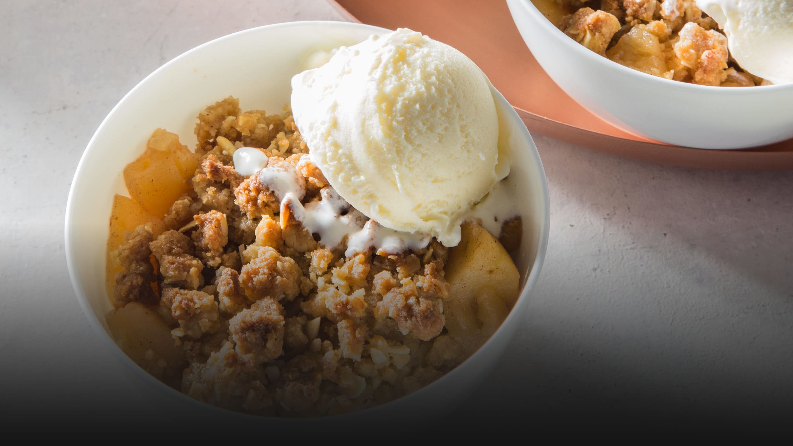 What Your Apple Crumble Needs Is More Apples