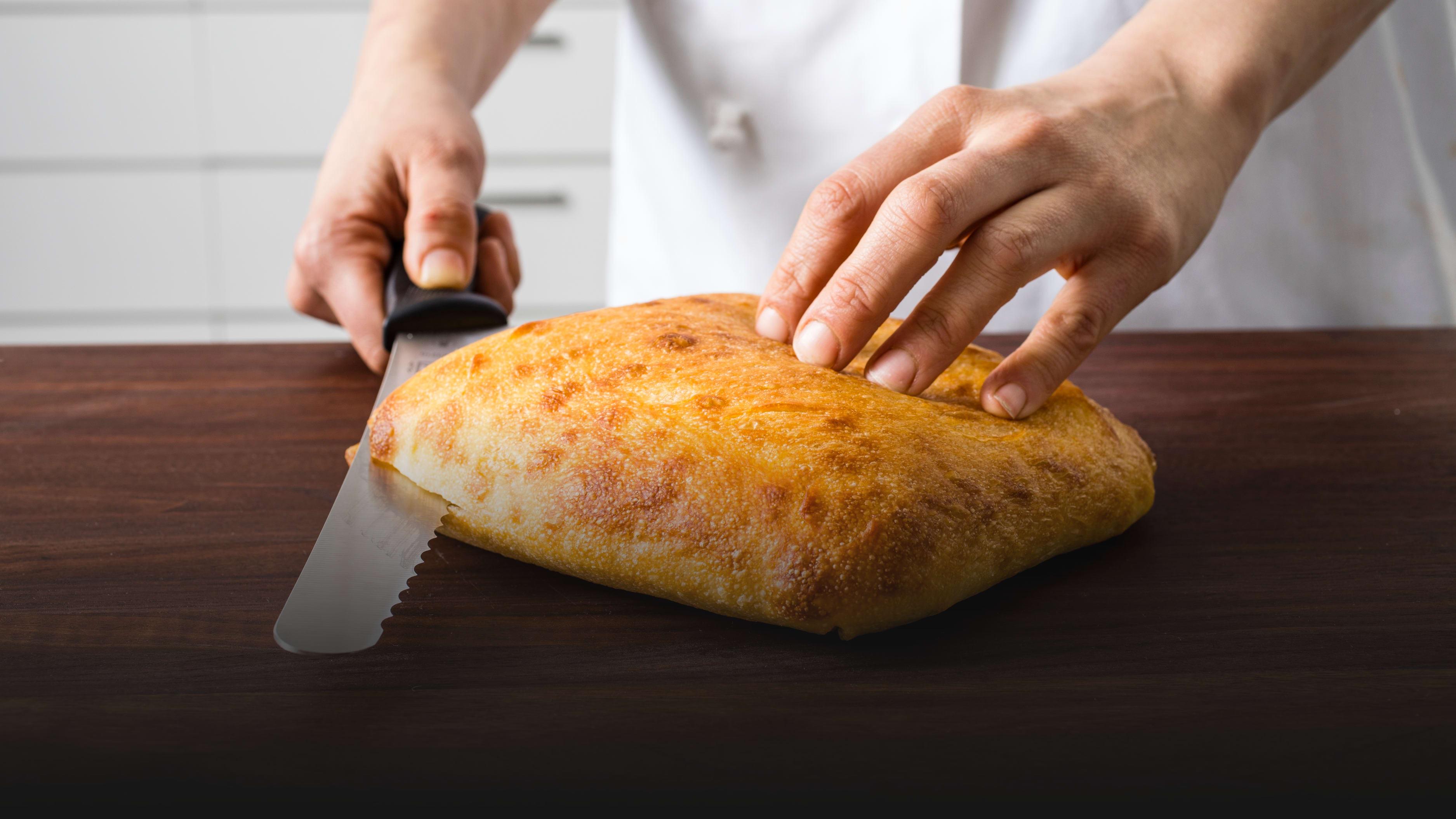 Pizza Dough Makes Super Sandwich Bread