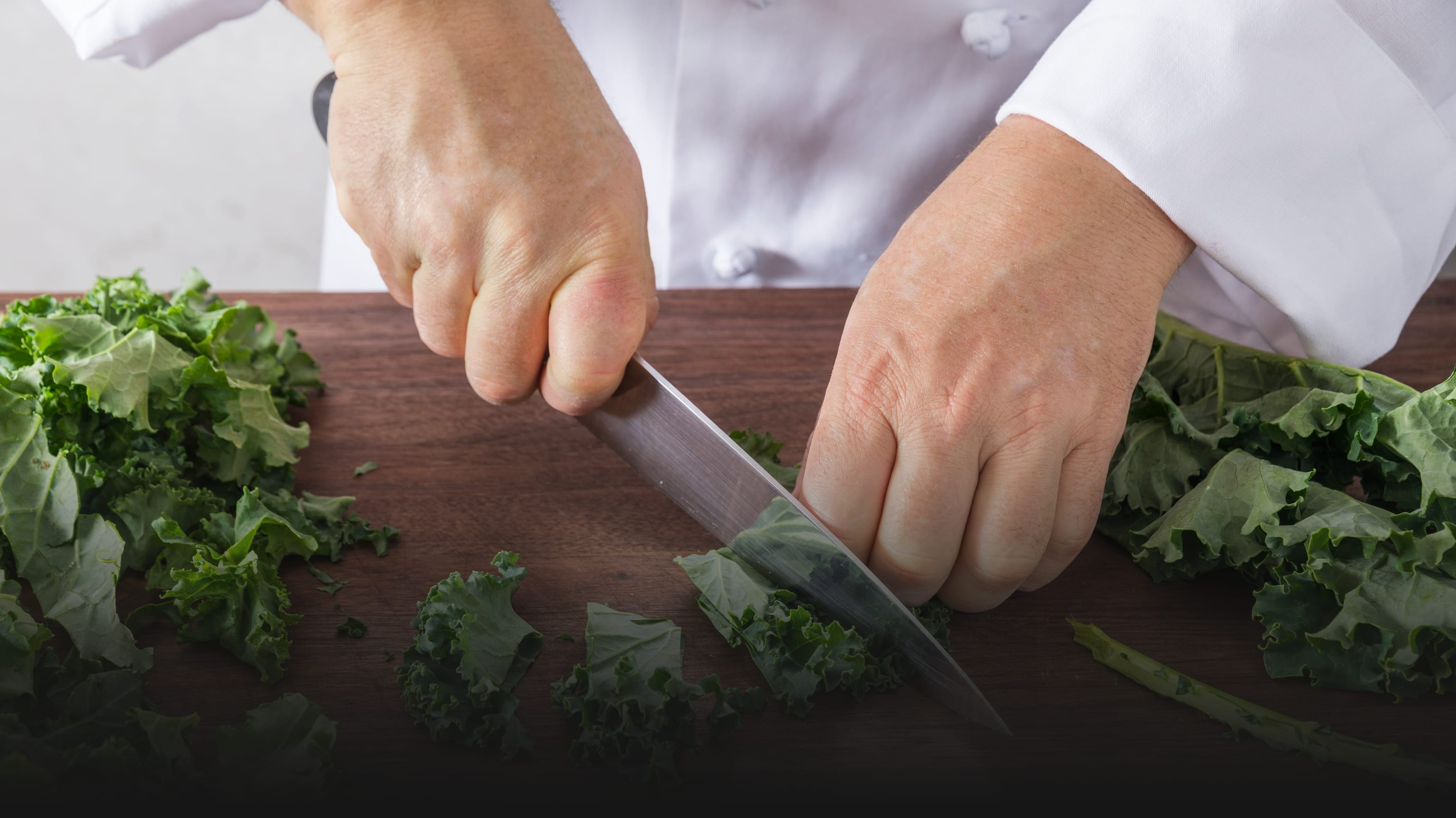 A Faster, Easier Way to Prep Kale
