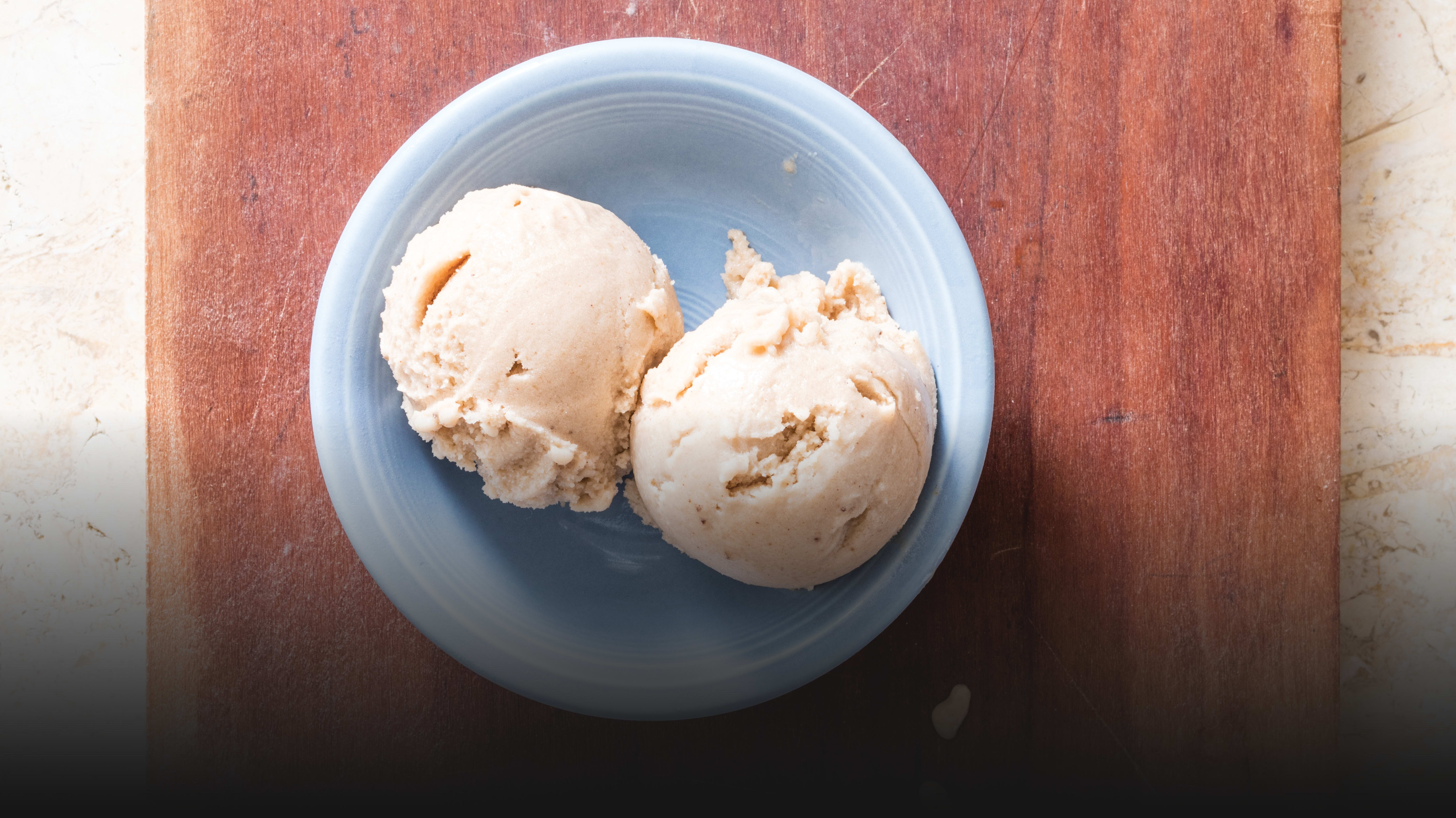 Make Incredible Ice Cream with Frozen Bananas and a Food Processor