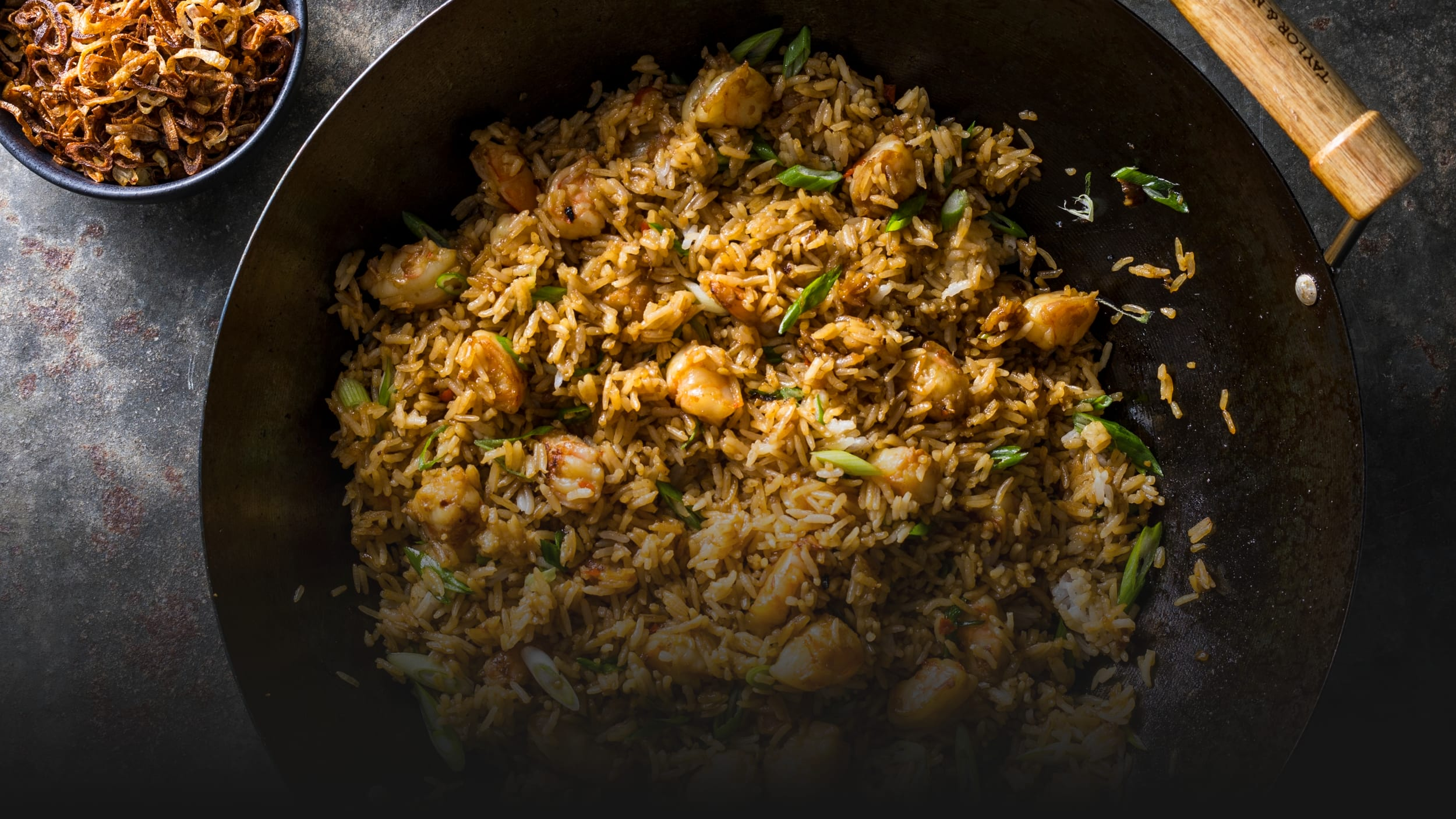 How to Make the Best Fried Rice (When You Don't Have Leftover Rice)
