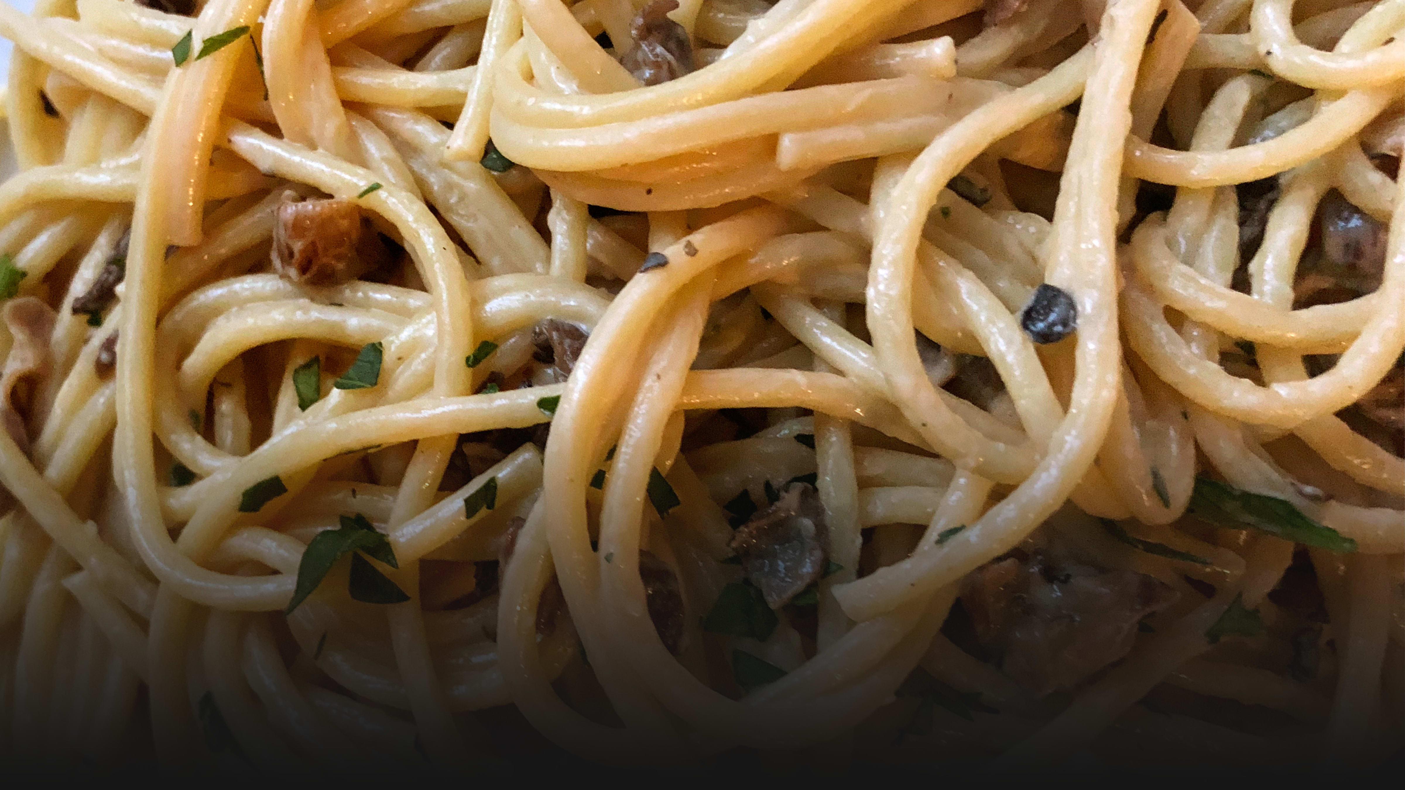 This Pasta Is Creamy, Cheesy, Savory . . . and 100 Percent Vegan