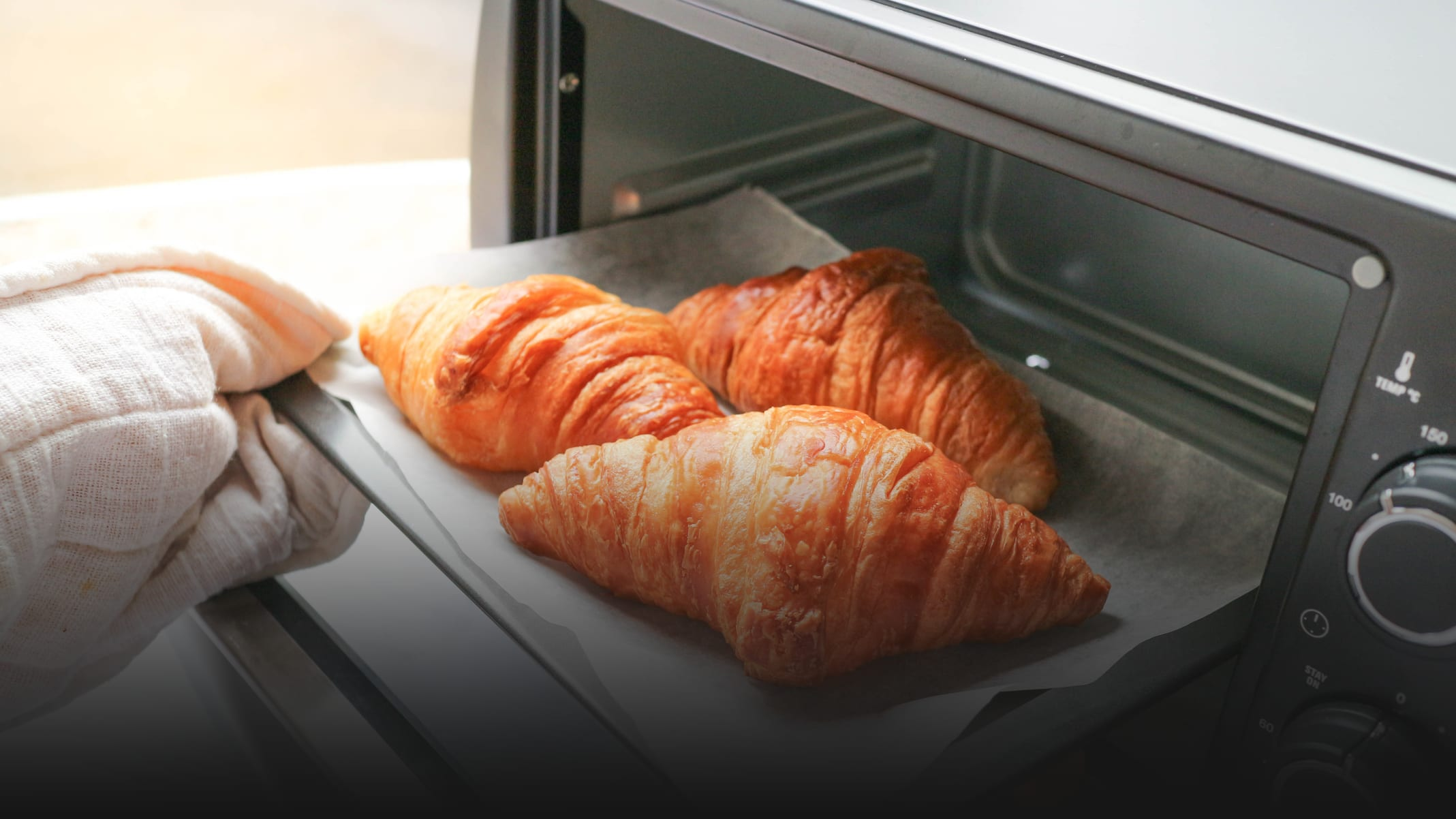 Own a Toaster Oven? These 3 Accessories Will Make Life Easier