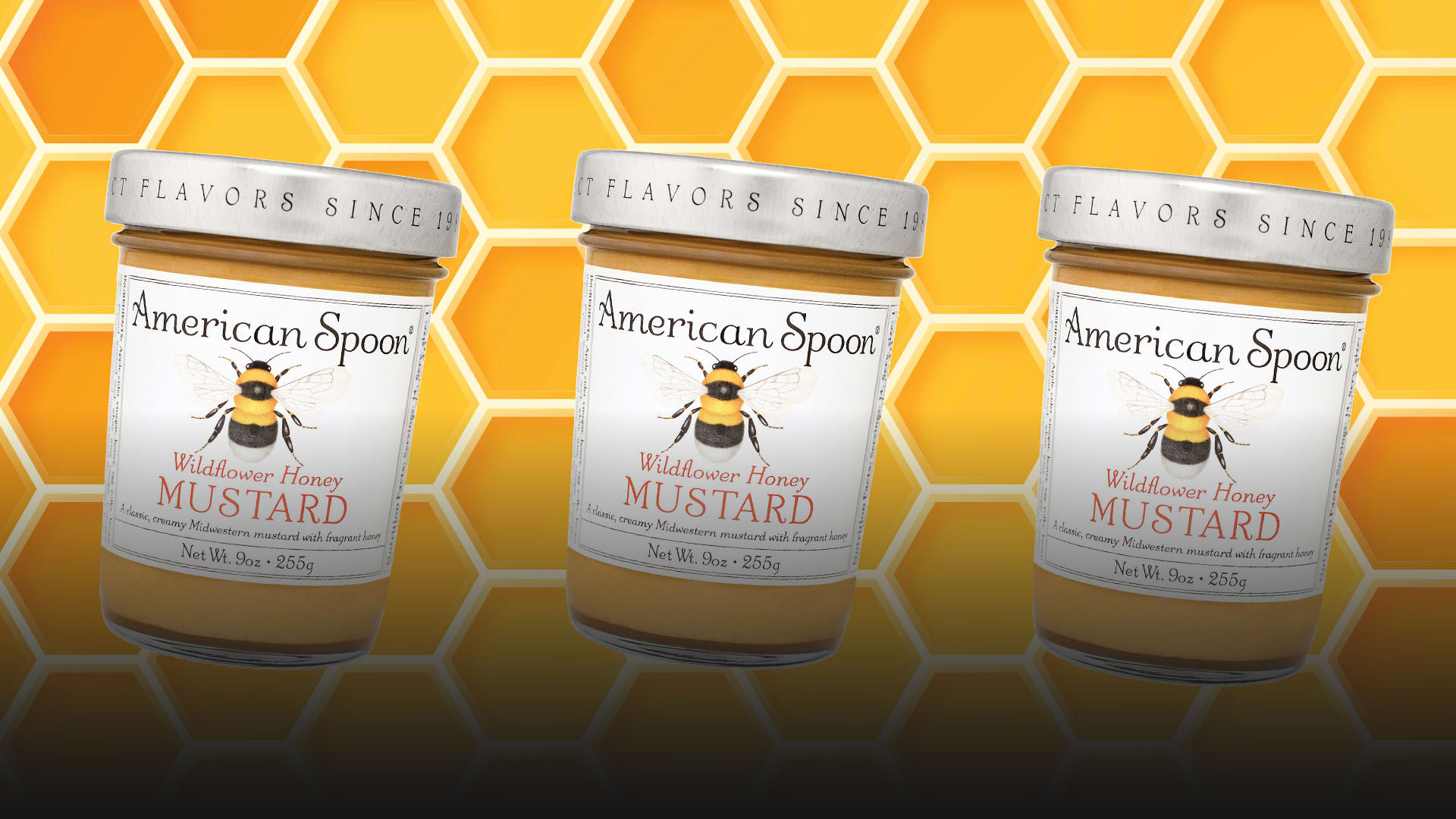 My Favorite Honey Mustard Is Sweet, Spicy, and Buttery